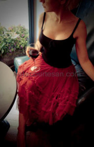 New Orleans escort Annie Calhoun - Courtesan and Elite Professional Companion in New Orleans