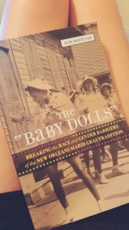 Book by Kim Marie Vaz - The Baby Dolls