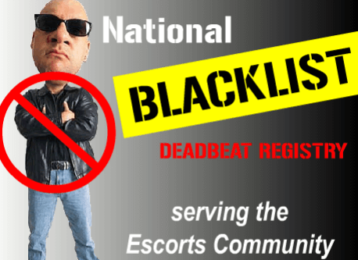 National BLACKLIST Safety Tool for Escorts - NationalBlacklist.com